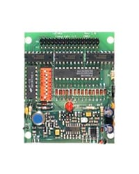 16 channel RF receiver board