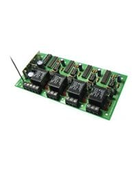 4 channel RF relay receiver