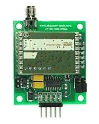 multi channel RF transceiver