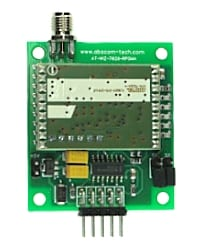 multi channel RF transceiver