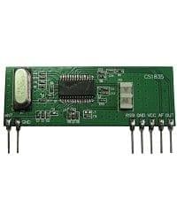RFRQ2 RF receiver module